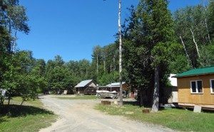Trailer Park Area - Emerald Lake Camp