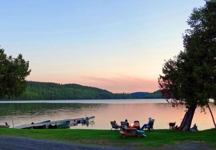 emerald lake camp